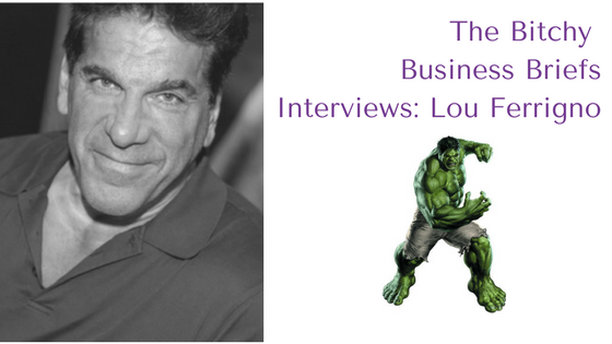 My Interview:  Lou Ferrigno – The Incredible Hulk