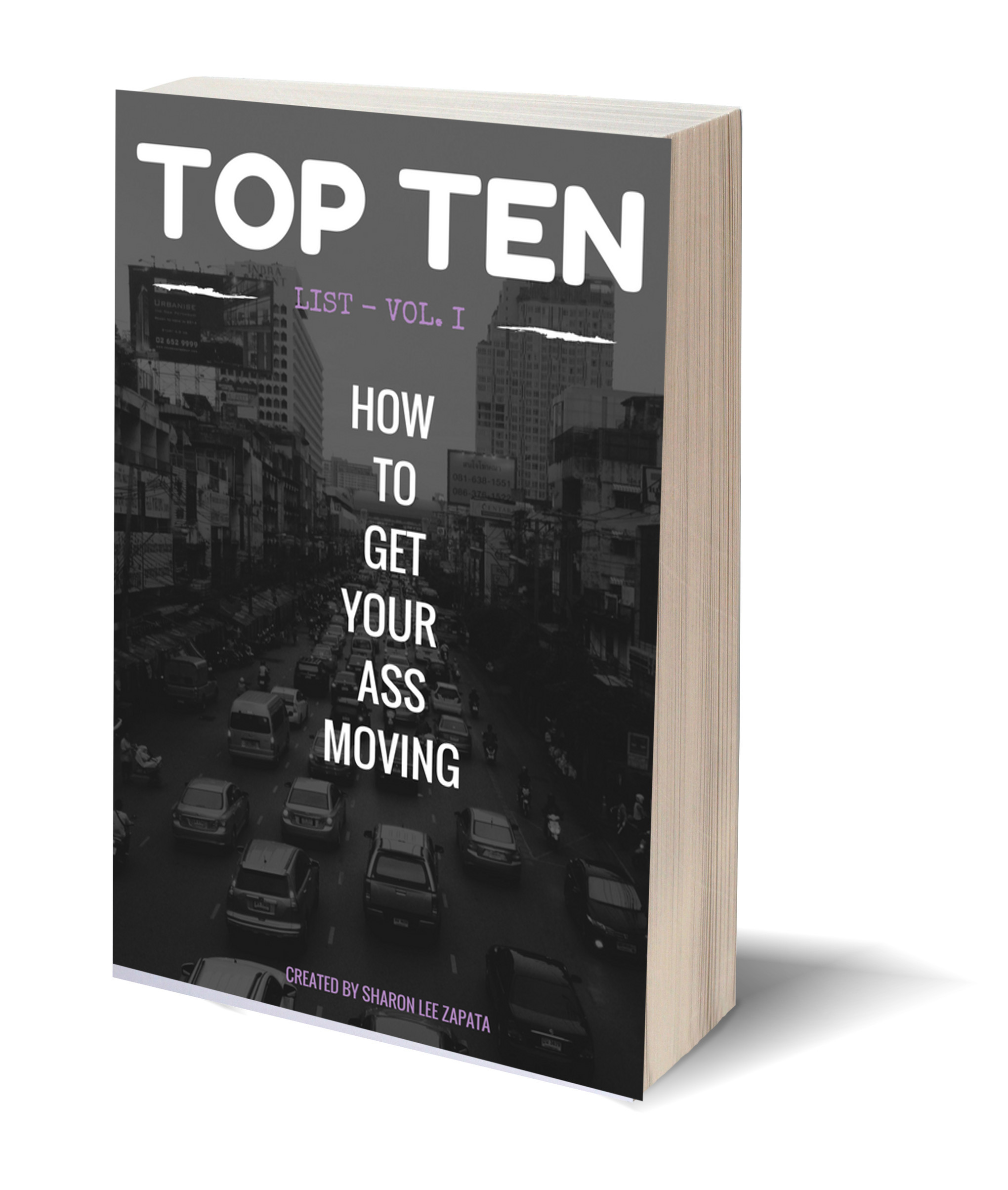 Top 10 List How To Get Your Ass Moving